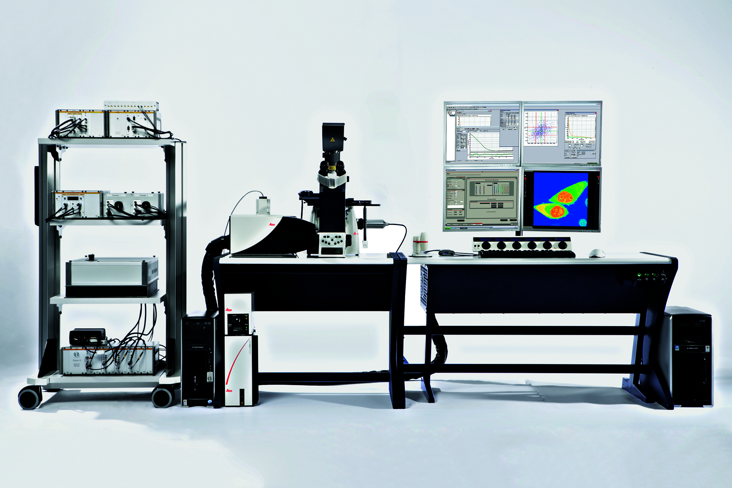 Leica TCS SMD Single Molecule Detection System