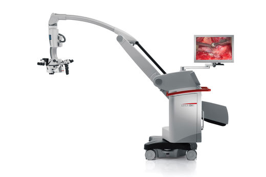 Surgical Microscope for Microsurgery Leica M530 OHX